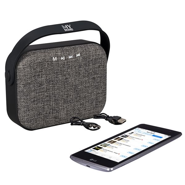 Main Product Image for Woven Fabric Wireless Speaker