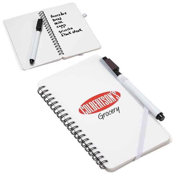 Main Product Image for Write  Wipe Erasable Jotter Notebook
