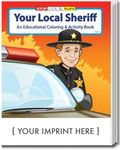 Buy Your Local Sheriff Coloring and Activity Book