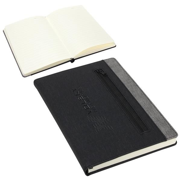 Main Product Image for Zip-It Pocketed Journal
