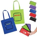 Buy Custom Imprinted Tote Bag Zippin Tote